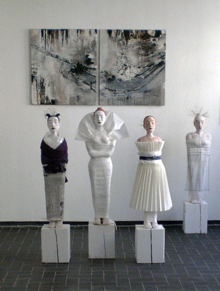 Barbara Goertz - Schwabing Atelierausstellung
