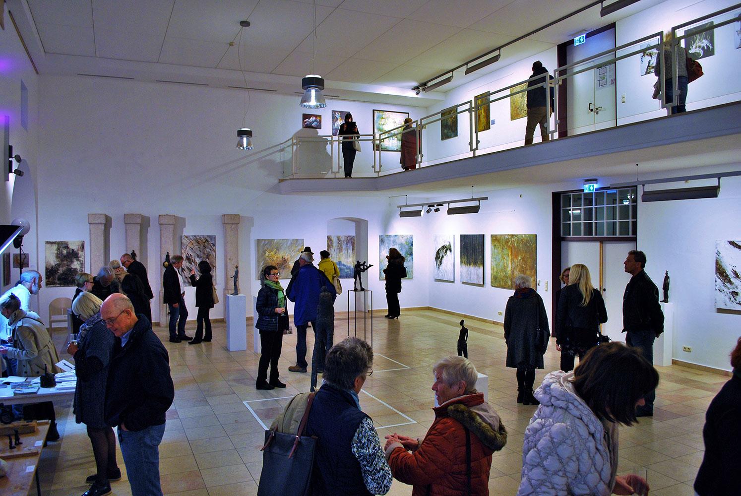 Barbara Goertz - Ausstellung Bad Reichenhall-1
