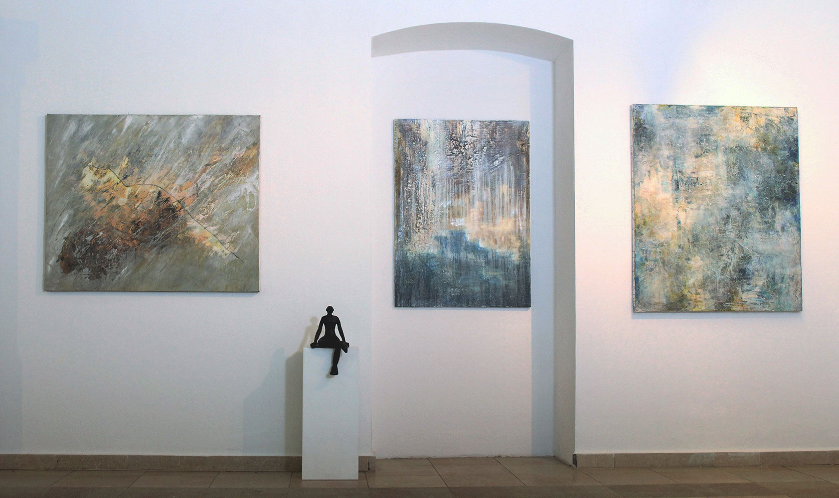Barbara Goertz - Ausstellung Bad Reichenhall-5